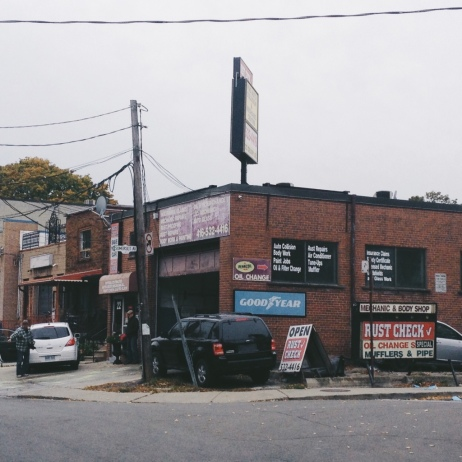 Geary Ave. Photo: Carolin Genz