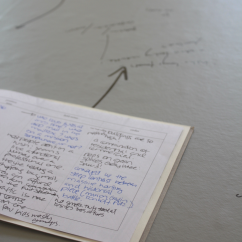 Field-Note Writing